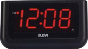 RCA Digital Alarm Clocks