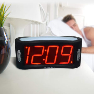 Travelwey Digital Alarm Clocks
