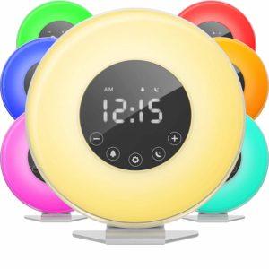 HOmeLabs Digital Alarm Clocks