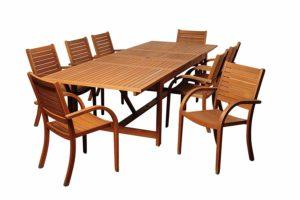 Amazonia Dining Set