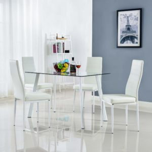 Top 5 Best Modern Dining Tables in 2020 Review