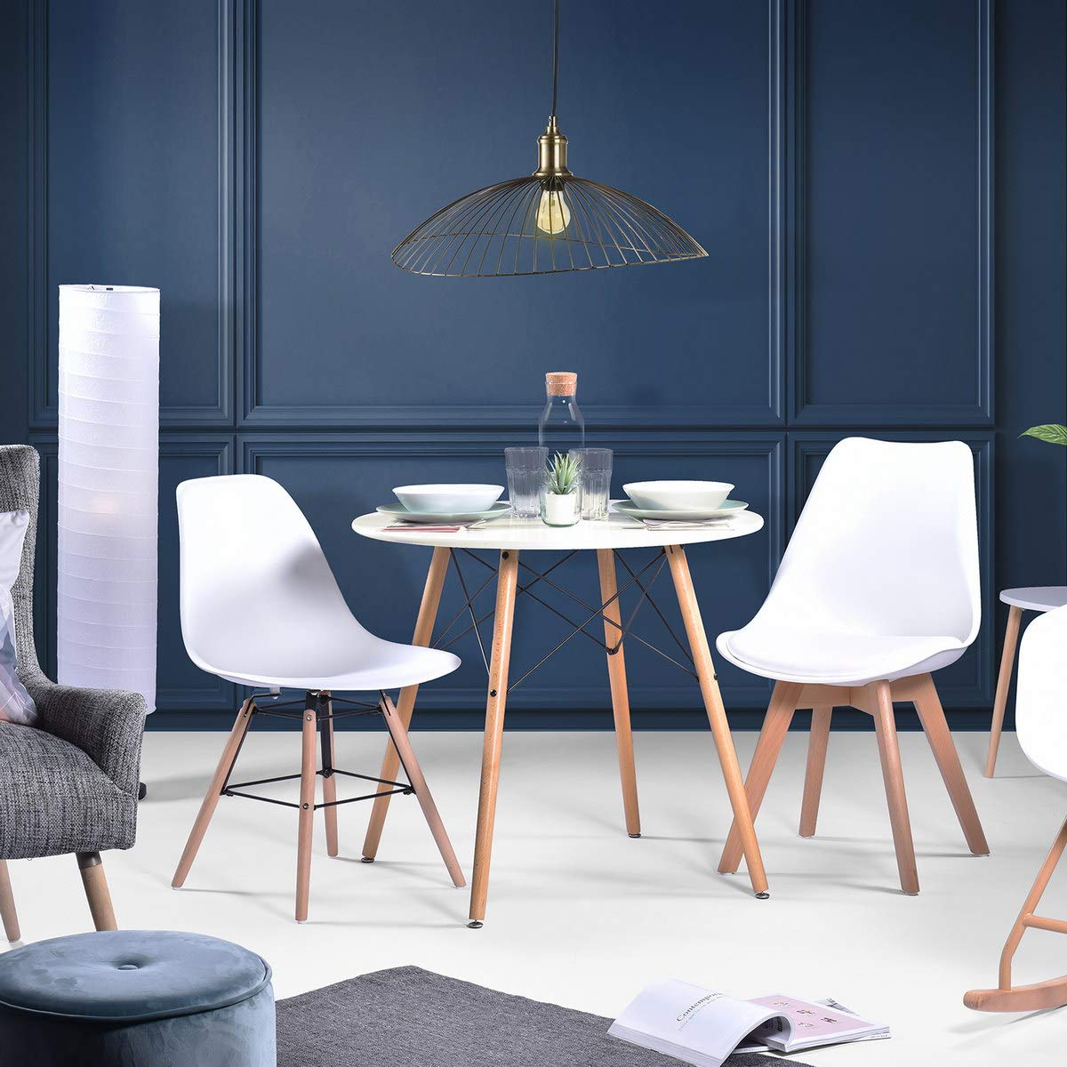 Top 5 Best Round Dining Tables In 2019 Review
