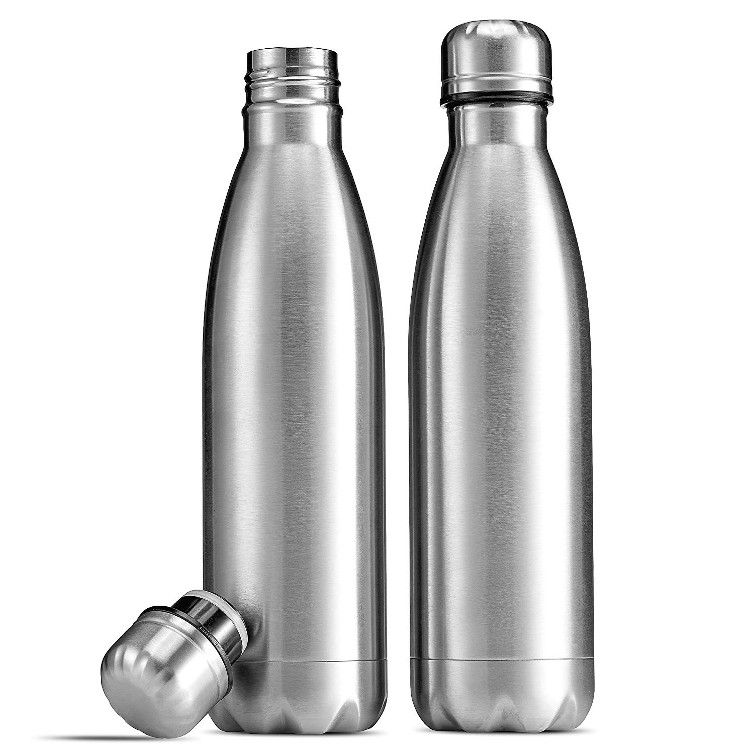 Top 5 Best Stainless Steel Water Bottles in 2020 Review