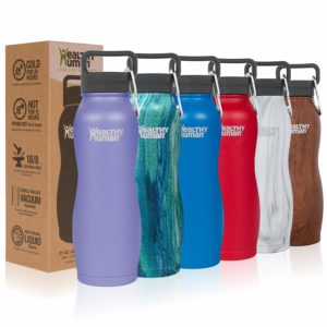 Healthy Human Insulated Stainless Steel Water Bottle