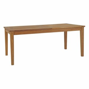 Modway marina extendable dining table