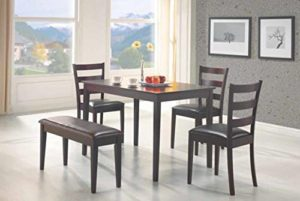 Taraval 5-piece dining set