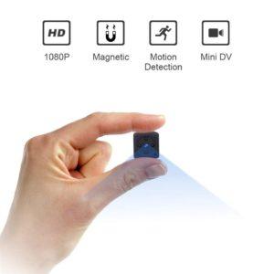 NIYPS 1080P Portable Small HD Nanny Cam