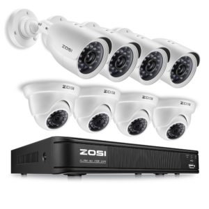 ZOSI 720p HD-TVI security camera