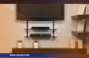 Top 5 Best TV Wall Mount With Shelf for Cable Box 2020 Review