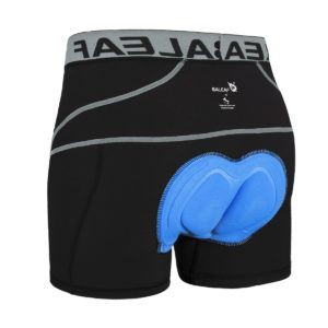 BALEAF Men's Bike Cycling Underwear Shorts 3D Padded Bicycle MTB