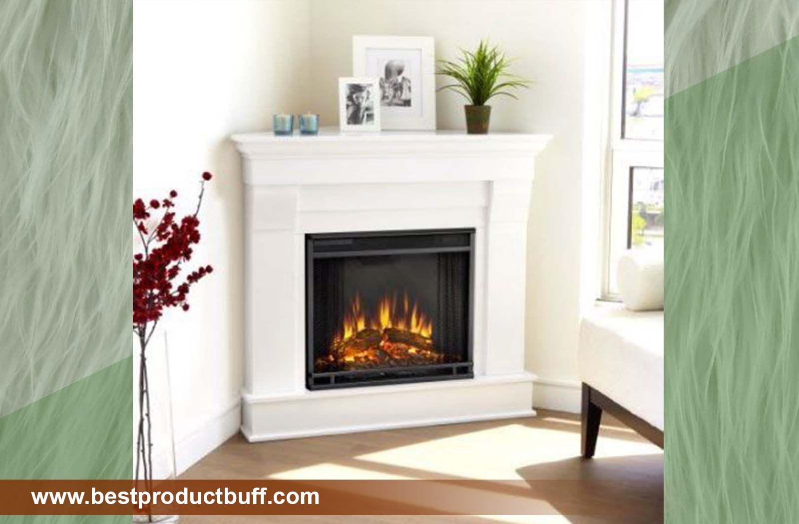 Top 10 Best Corner Electric Fireplaces 2020 Review