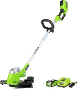 Greenworks 13-Inch 40V Cordless String Trimmer/Edger