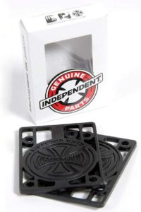 Independent Genuine Parts Skateboard Risers 1/8""