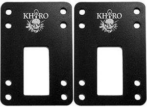 Khiro Shock Pad Set 1/8 Inch Black