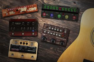 The Best Electric Guitar Multi-effects 2020 – Review and Buyer's Guideline