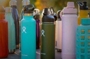 Top 5 Best Plastic Water Bottles in 2020 Review