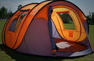 Top 5 Best Waterproof Pop Up Tent for Backpacking in 2020 Review