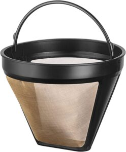 KRUPS XB2120 Permanent Gold Filter Compatible with SAVOY Coffee Makers