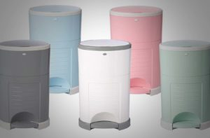 Top 10 best diaper pails and refills