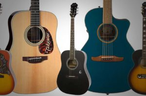 Top 10 Best Acoustic Electric Guitars​​​​ 2020 Review