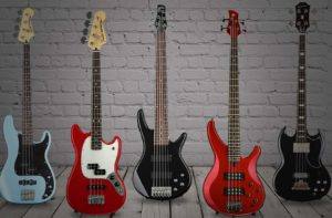 Top 10 Best Electric Bass Guitars 2020 Review