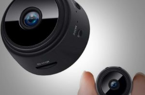 Top 5 Best Mini Surveillance Cameras in 2020 Review