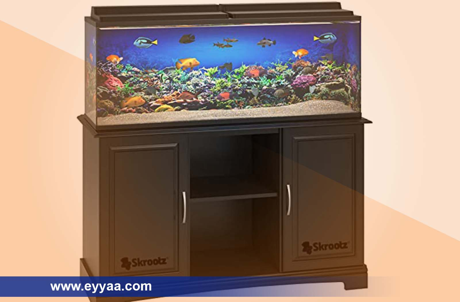 Top 10 Best 40 To 55 Gallon Fish Tank Stand Of 2020 Review
