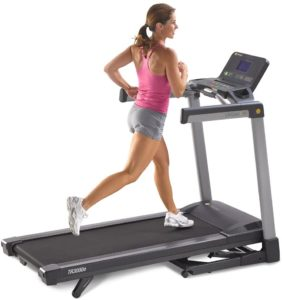 LifeSpan TR3000e Electric Folding Treadmill